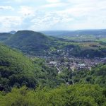 Blick über Heubach und weit über die Ostalb
