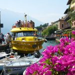 Ankunft in Limone