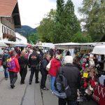 Krämermarkt in Wertach